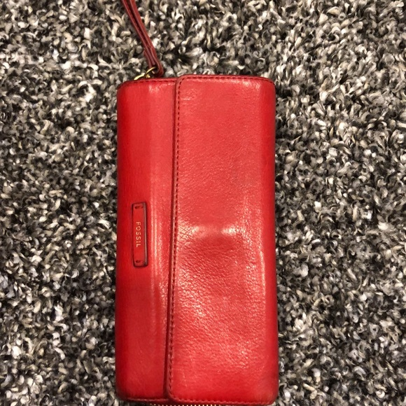 Fossil Handbags - Wallet